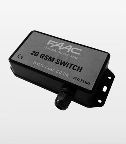 GSM Key Gate Controller