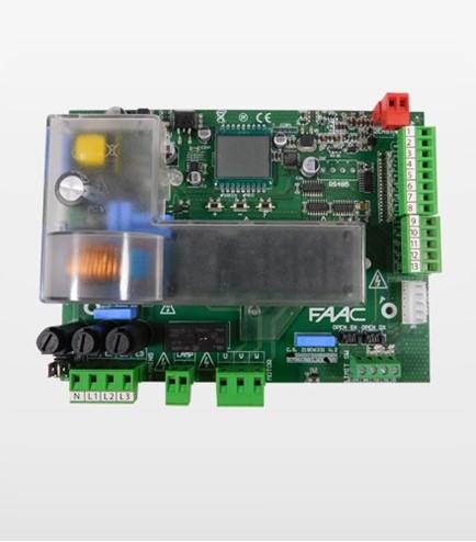 E844 3PH Control Board