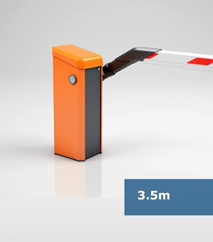 Magnetic Access Barriers