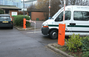 Barrier Secures Access At Mansfield Hospice Case Study