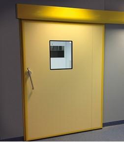 FAAC hermetic sliding door