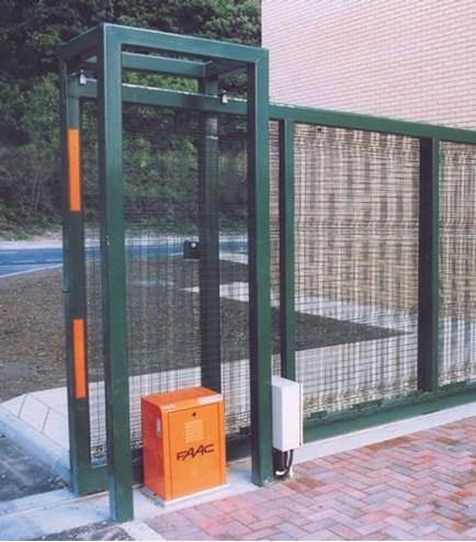 884 3 Phase Sliding Gate Operator