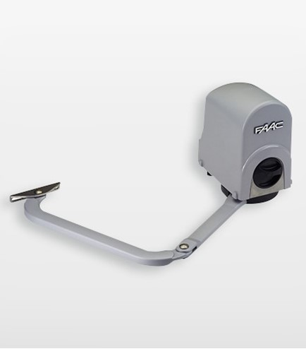 FAAC 391 24V swing gate opener
