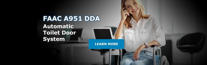 FAAC A951 DDA