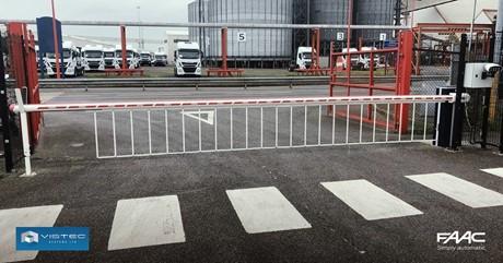 FAAC B680H Barrier