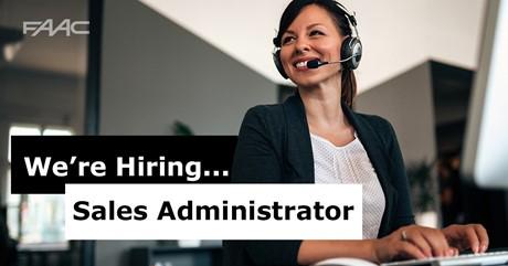 Sales Administrator jobs