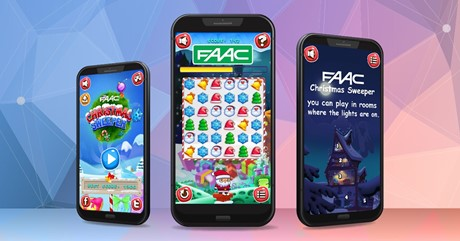 FAAC Christmas Game