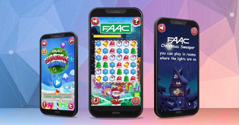 FAAC Christmas Game