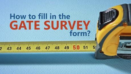 FAAC Swing Gate Survey