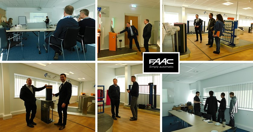 FAAC Open Mornings 2019