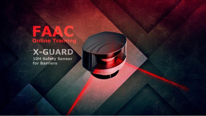 FAAC Xguard 10H