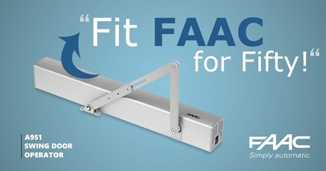 Fit FAAC for Fifty Campaign