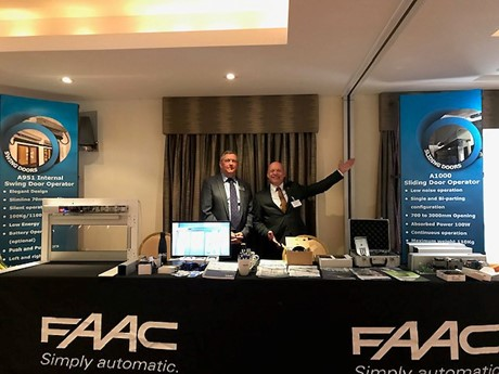 FAAC at ADIA AGM