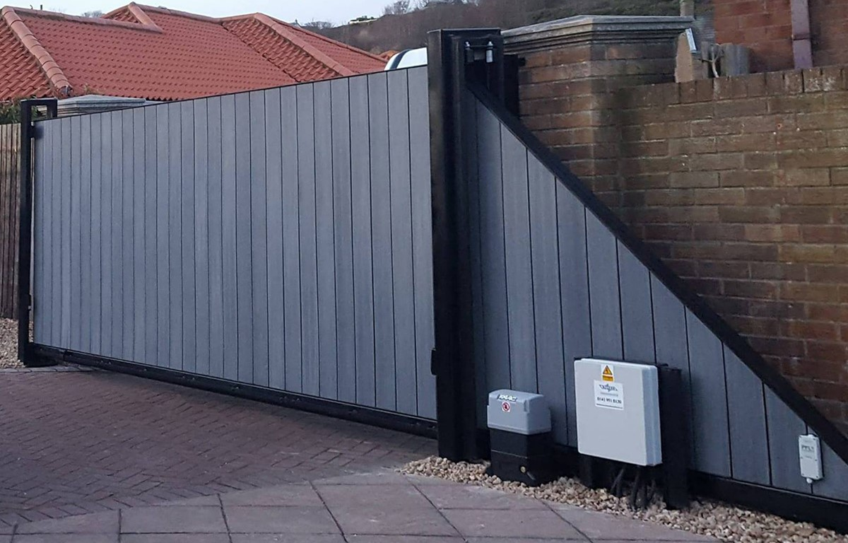 FAAC 844 Sliding Gate Operator in Scotland