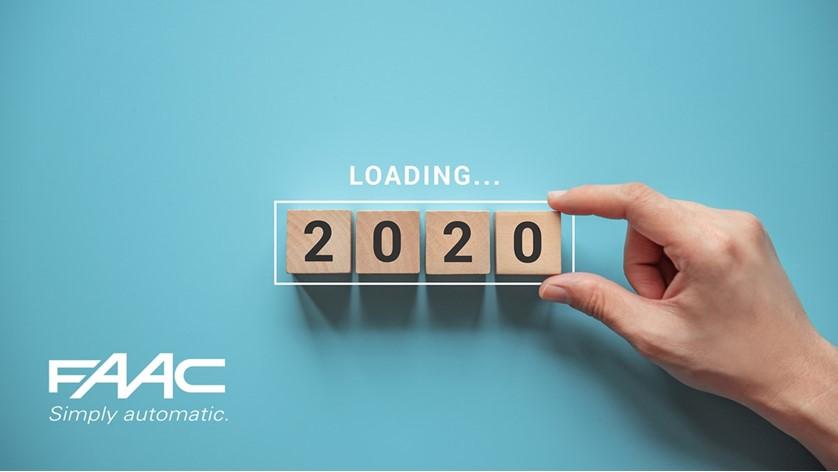 FAAC 2020 Training Calendar