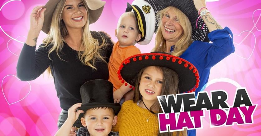 Wear a Hat Day 2020